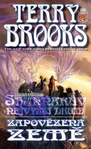 Terry Brooks: Zapovězená země cena od 156 Kč