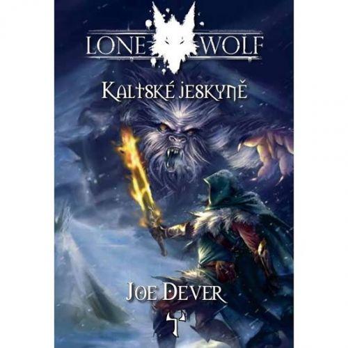 Joe Dever: Lone Wolf 3 - Kaltské jeskyně (gamebook) cena od 168 Kč
