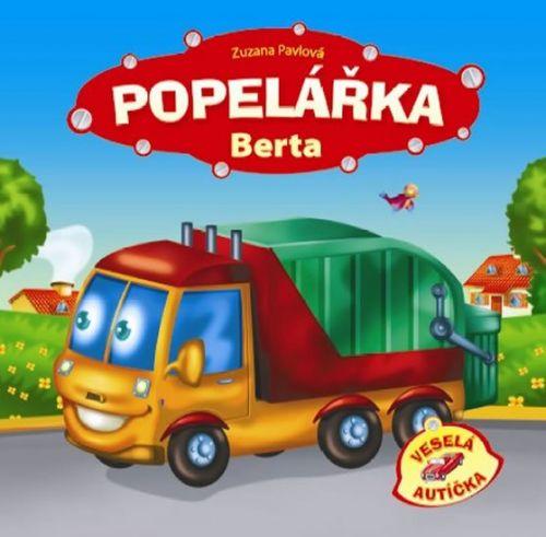 Popelářka Berta - Veselá autíčka cena od 39 Kč