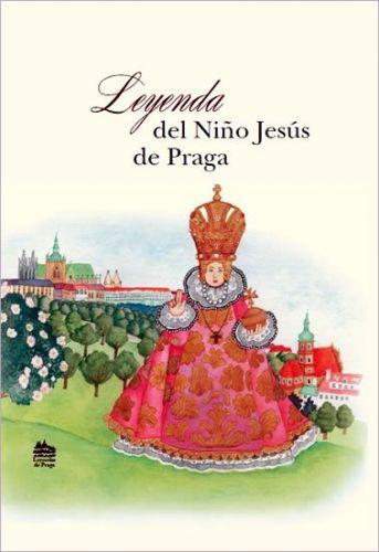 Ivana Pecháčková: Legenda o Pražském Jezulátku - španělsky cena od 128 Kč