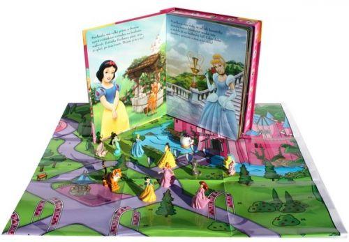 Pohádky o princeznách - Hraj si s námi cena od 0 Kč