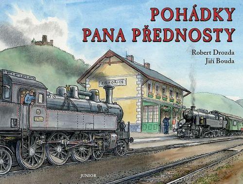 Robert Drozda, Jiří Bouda: Pohádky pana přednosty cena od 151 Kč
