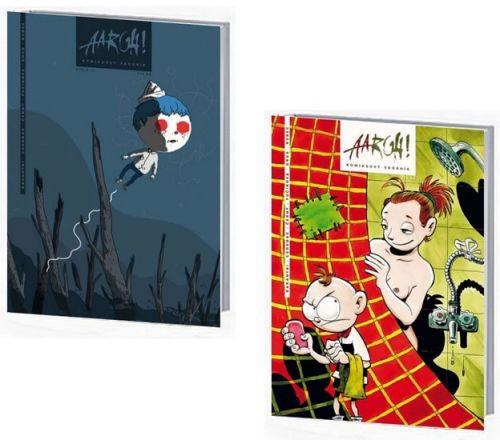 Kolektiv: Aargh! 11 - komiksový sborník cena od 113 Kč