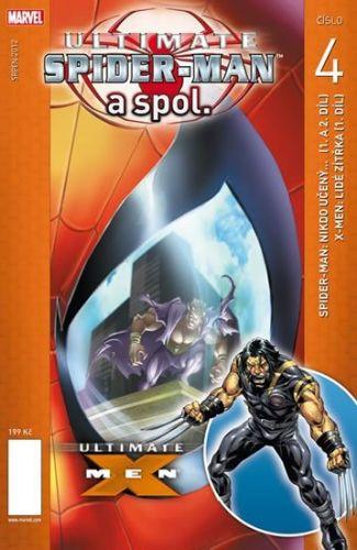 Bendis Brian Michael: Ultimate Spider-Man a spol. 4 cena od 147 Kč