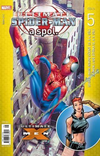 Bendis Brian Michael: Ultimate Spider-Man a spol. 5 cena od 135 Kč