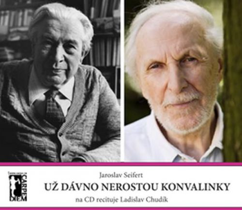 Jaroslav Seifert: Už dávno nerostou konvalinky + CD cena od 154 Kč