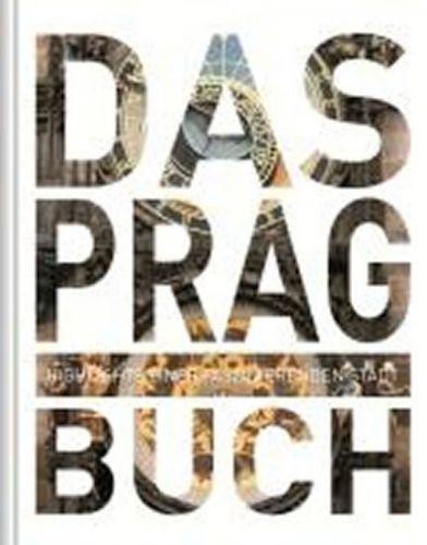 Das Prag Buch cena od 306 Kč