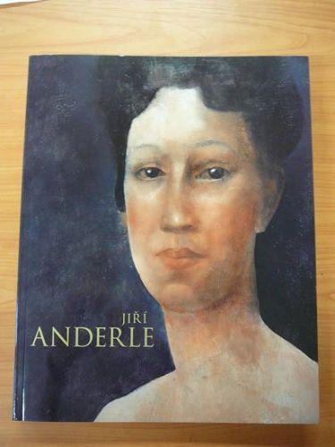 Jiří Anderle: Anderle 2012 - nová monografie cena od 799 Kč