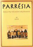 Pavel Mervart Parrésia 4 (2010) cena od 272 Kč