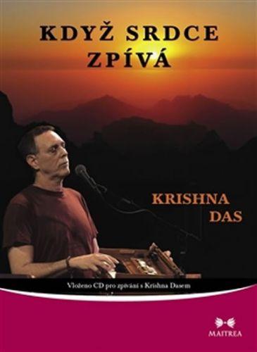 Das Krishna: Když srdce zpívá + CD cena od 115 Kč