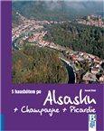 Harald Böckl: S hausbótem po Alsasku, Champagne a Picardie cena od 349 Kč
