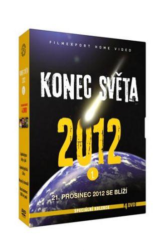 Konec světa 2012/1. - Speciální kolekce - 4DVD cena od 130 Kč