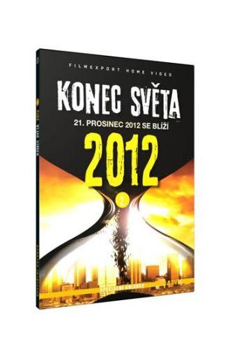 Konec světa 2012/2. - Speciální kolekce - 4DVD cena od 130 Kč