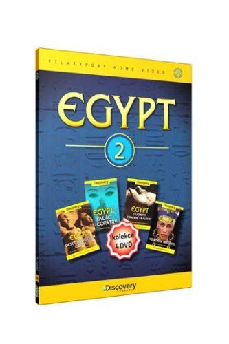Egypt 2 – 4 DVD cena od 66 Kč