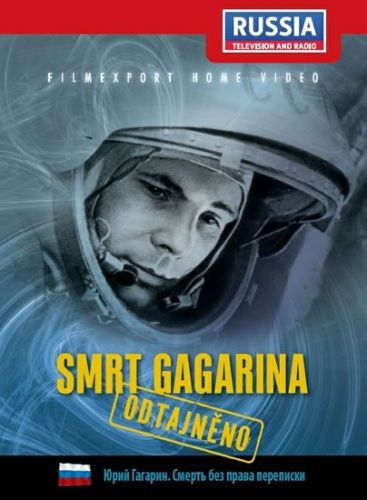 Smrt Gagarina: Odtajněno - DVD cena od 85 Kč