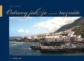 Dušan Procházka: Ostrovy jak je možná neznáte cena od 192 Kč