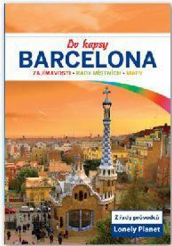 XXL obrazek Svojtka Barcelona do kapsy - Lonely Planet