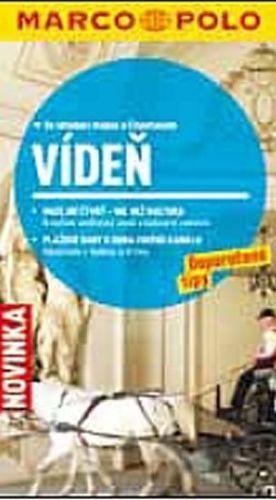 Vídeň - Průvodce se skládací mapou cena od 110 Kč