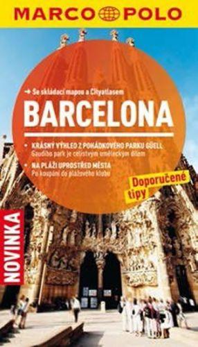 Barcelona cena od 135 Kč