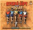 Jaroslav Foglar: Foglar: Rychlé šípy Box 3 - 3 CD cena od 249 Kč