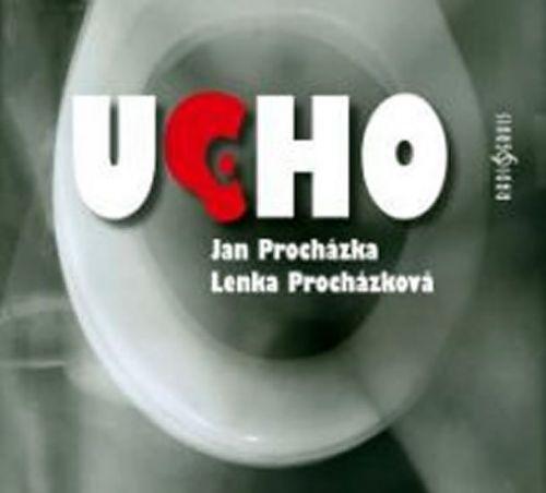 Jan Procházka, Lenka Procházková: Ucho - CD cena od 113 Kč