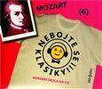 Wolfgang Amadeu Mozart: Nebojte se klasiky 6 - Wolfgang Amadeus Mozart - CD cena od 147 Kč