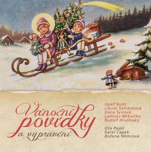 Kolektiv autorů: Vánoční povídky a vyprávění - CD cena od 141 Kč