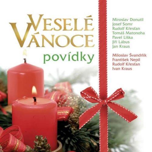 Kolektiv autorů: Veselé Vánoce - povídky - CD cena od 103 Kč