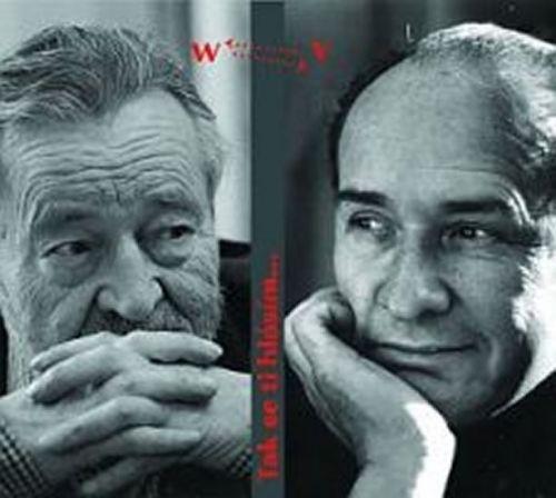 Jan Werich, Jiří Voskovec: Tak se ti hlásím… - CD cena od 167 Kč