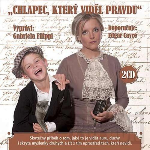 2CD Chlapec, který viděl pravdu - (čte Gabriela Filippi) cena od 136 Kč