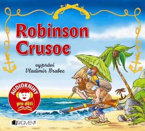 Daniel Defoe: Robinson Crusoe - Audiokniha mp3 cena od 111 Kč