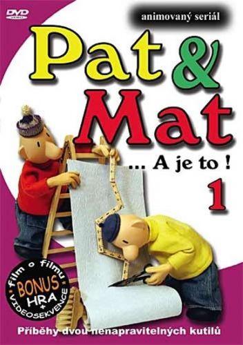 Pavel Zedníček: Pat a Mat... A je to! - CD cena od 146 Kč