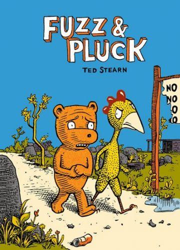 Ted Stearn: Fuzz a Pluck cena od 169 Kč