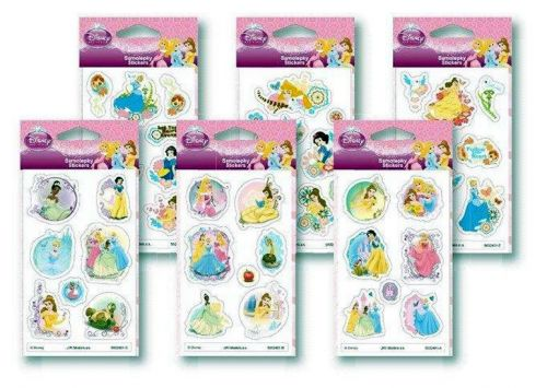 Samolepky Disney Princezny cena od 0 Kč