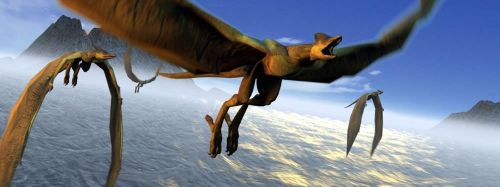 Záložka - Úžaska - Pterodactylus cena od 72 Kč
