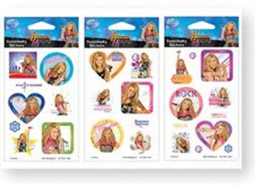 Samolepky Hannah Montana cena od 10 Kč