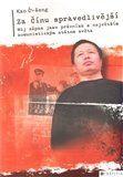 Kao Č'-šeng: Za Čínu spravedlivější cena od 68 Kč