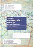 Jiří Blažek, David Uhlíř: Teorie regionálního rozvoje cena od 273 Kč