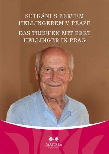 Bert Hellinger: Setkání s Bertem Hellingerem v Praze - 5DVD cena od 538 Kč