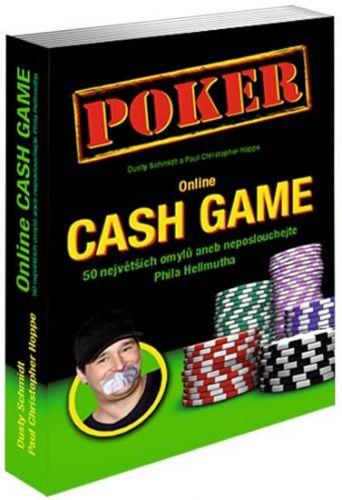 Paul Hoppe, Dusty Schmidt: Poker online Cash Game cena od 405 Kč