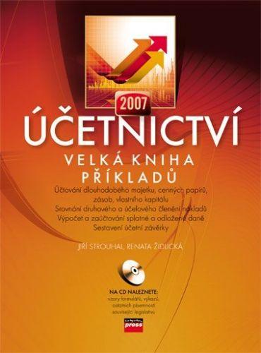 Jiří Strouhal, Renata Židlická: Účetnictví cena od 411 Kč