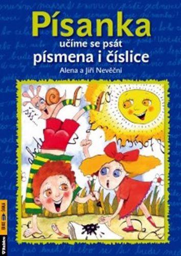 Alena a Jiří Nevěční: Písanka cena od 93 Kč