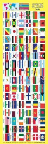 Petr Kupka: Záložka – Státní vlajky cena od 11 Kč