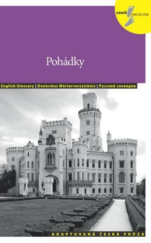 Lída Holá: Pohádky - Adaptovaná česká próza + CD (AJ,NJ,RJ) cena od 140 Kč