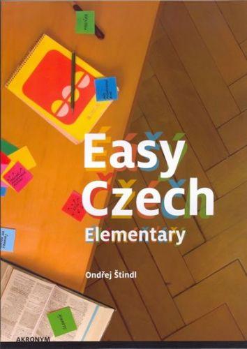 Ondřej Štindl: Easy Czech Elementary + CD cena od 507 Kč