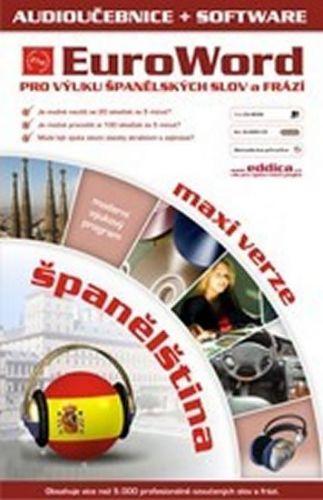 CD EuroWord Španělština maxi verze cena od 448 Kč