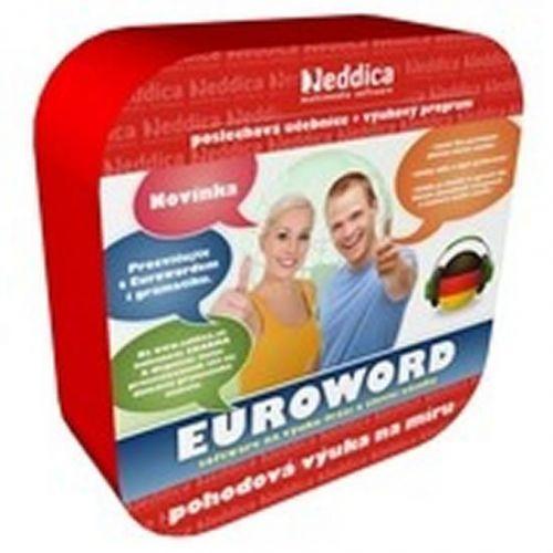 CD EuroWord Němčina cena od 448 Kč