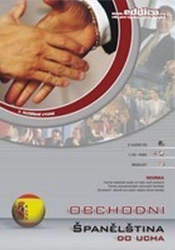 CD Obchodní španělština do ucha cena od 313 Kč