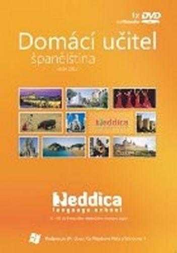 DVD Domácí učitel španělštiny cena od 494 Kč