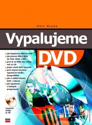 COMPUTER PRESS Vypalujeme DVD cena od 129 Kč